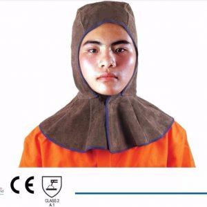 Proteccion de cabeza para soldar