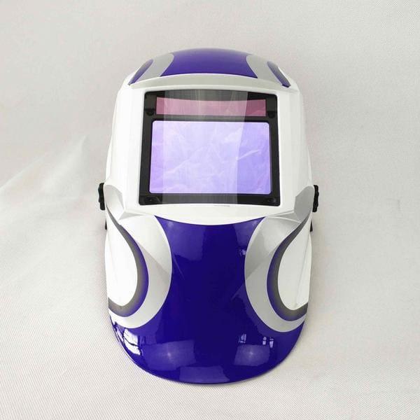Mascara de soldar modelo blanco con oscurecimiento - Mascara de soldadura ...