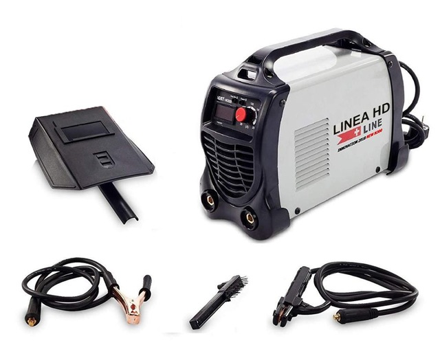 Equipo de soldadura inverter 300A IGBT-N300
