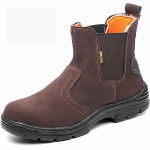 Zapatos para soldador