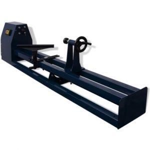 Torno para madera en piezas de 1000 mm motor 400 W