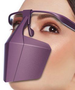 Protector facial antiniebla a prueba de salpicaduras a prueba de polvo