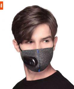 Mascara eléctrica Xiaomi Mijia Youpin Pear de aire fresco de estilo clásico purificación transpirable
