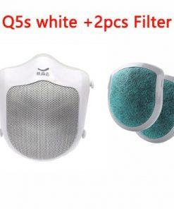 Mascara electrica protección Youpin Q5S Anti-niebla reutilizable