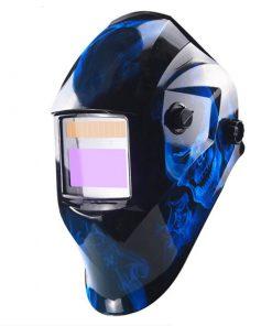 Mascara de soldadura de oscurecimiento automático Rango ajustable MIG MMA