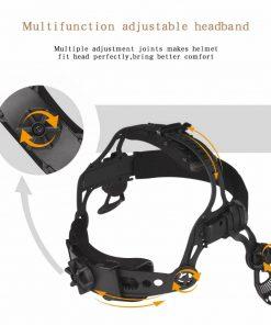 Repuesto subjecion arnes soporte mascara de soldadura