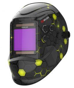 Repuesto filtro solar automático de oscurecimiento para mascara de soldar YESWELDER LYG-M800H