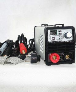 Equipo Soldador portatil TIG CC, convertidor 140/160A, electrodo VRD de 160-270V