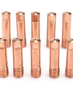 19 piezas accesorios boquillas de soplete de soldadura boquilla cónica para soldar