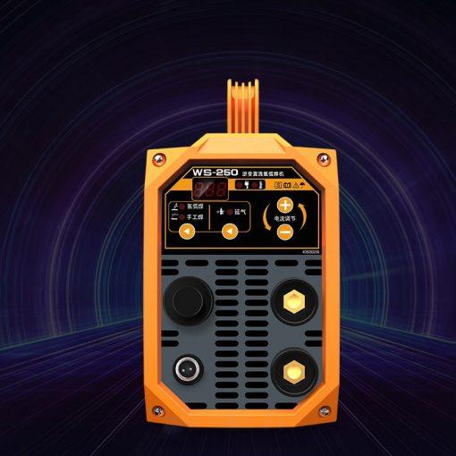 Equipo de soldadura Tig MMA 220V, para acero inoxidable, tecnología IGBT