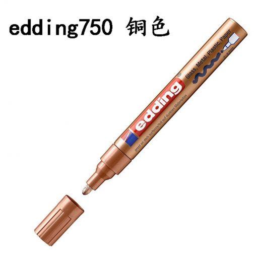 Rotulador permanente resistente al agua Edding 750 para productos industriales