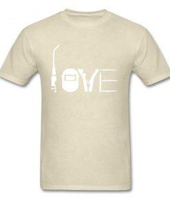 Camisetas para soldador LOVE WELDING manga corta