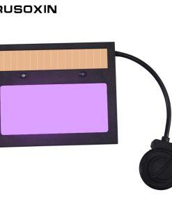 Mascara de soldar electronica de oscurecimiento automático varios modelos