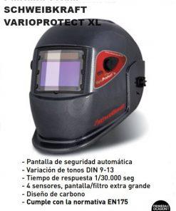 Pantalla de soldadura automatica Varioprotect XL