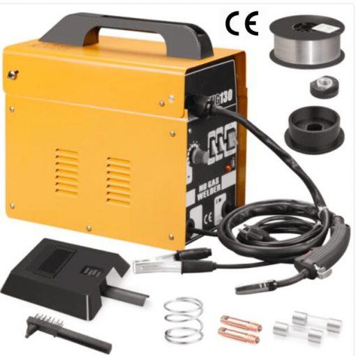 Equipo de Soldadura FLUX Gas Inerte MIG 130 Portátil 220-240 V / 50 H