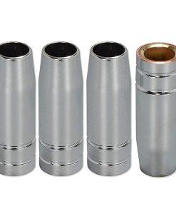 10 uds de boquilla Gas 24KD pistola de soldadura MIG