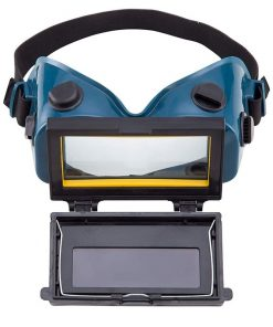 Gafas de soldadura protección con oscurecimiento automático