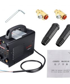 Máquina de soldadura de arco MMA eléctrica con pantalla Digital LCD inversor IGBT, ZX7-225, 20A-225A, 4200W